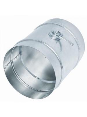 Дросельний клапан круглий 100