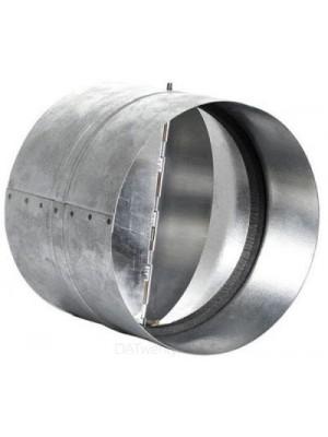 Зворотній клапан круглий 250 мм (Польша)