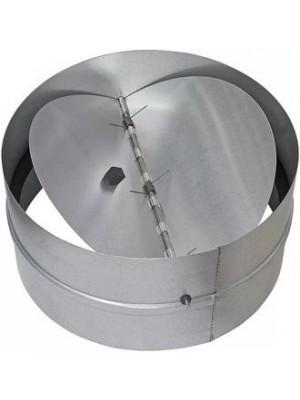 Зворотній клапан круглий 160 мм (Польша)